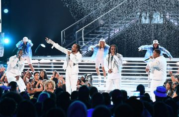 Migos & DJ Mustard brought the house down at BET AWARDS